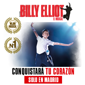 BILLY ELLIOT EL MUSICAL