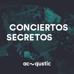 CONCIERTOS SECRETOS
