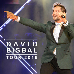 DAVID BISBAL TOUR 2018