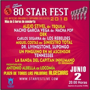 FESTIVAL 80 STARFEST