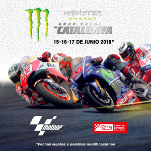 GP MONSTER ENERGY DE CATALUNYA