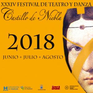 FESTIVAL DE TEATRO Y DANZA CASTILLO DE NIEBLA