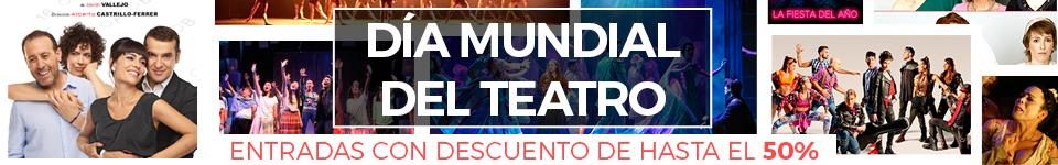 día mundial teatro