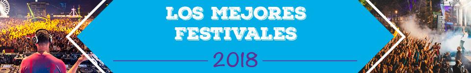 FESTIVALES 2017 ESPAÑA