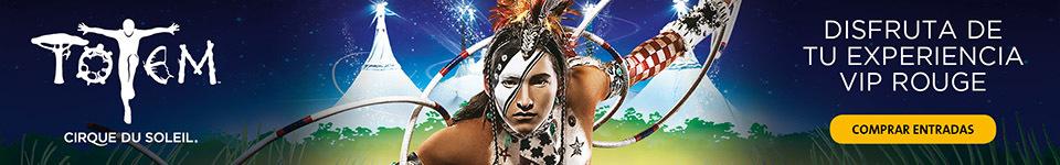 Cirque du Soleil - Totem VIP