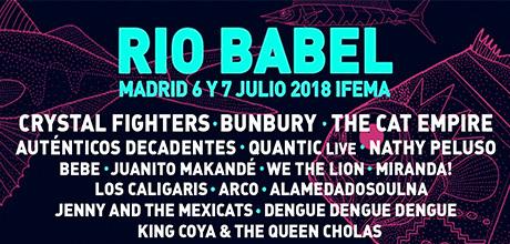 Rio babel 460