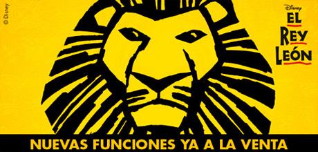 Rey leon 460